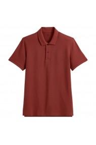 Tricou Polo La Redoute Collections GCJ451 rosu