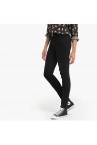 Jeansi skinny La Redoute Collections GGQ230 negru