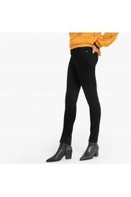 Jeansi skinny La Redoute Collections GGQ240 negru