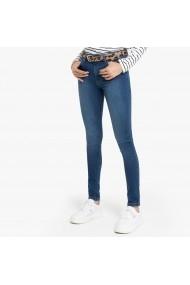 Jeansi skinny La Redoute Collections GGQ240 albastru