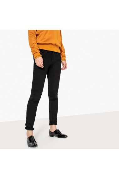 Jeans La Redoute Collections GEI945 negru