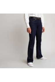 Jeansi bootcut La Redoute Collections GHY180 bleumarin