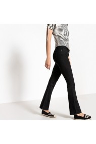 Jeans La Redoute Collections GEU292 negru