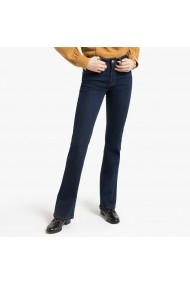 Jeansi bootcut La Redoute Collections GGQ272 bleumarin - els