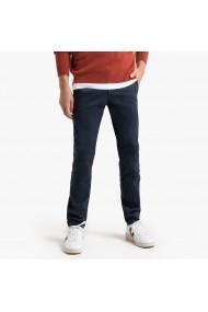 Pantaloni Chino L32 La Redoute Collections GGO727 bleumarin