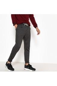 Pantaloni sport La Redoute Collections GEA810 gri