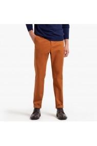 Pantaloni La Redoute Collections GCG181 portocaliu