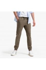 Pantaloni La Redoute Collections GGL302 kaki