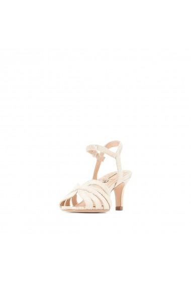 Sandale La Redoute Collections GFU924 roz - els