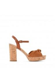 Sandale La Redoute Collections GFY909 maro