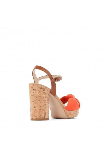 Sandale La Redoute Collections GFY909 portocaliu