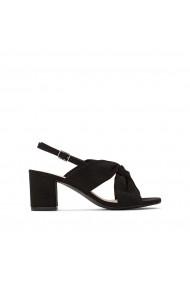 Sandale La Redoute Collections GFY911 negru