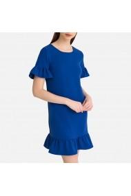 Rochie de zi scurta La Redoute Collections GFS551 albastru