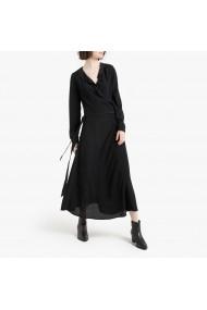 Ежедневна, дълга рокля La Redoute Collections GGO129-6527 черно