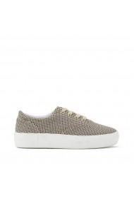 Pantofi sport La Redoute Collections GHV902 maro