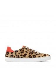 Pantofi sport casual La Redoute Collections GFZ144 animal print