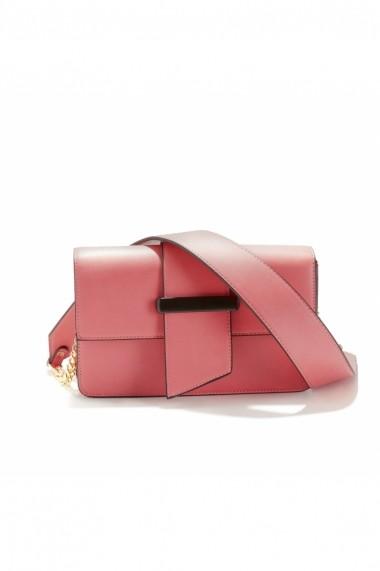 Geanta La Redoute Collections GFY078 roz