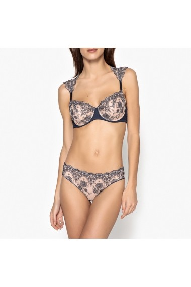 Slip La Redoute Collections GES365 gri