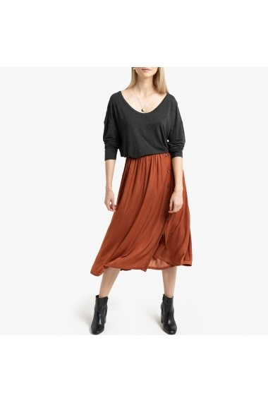 Bluza La Redoute Collections GGP527 gri