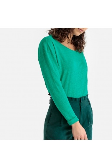 Bluza La Redoute Collections GFX038 verde