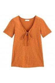 Tricou La Redoute Collections GGS561 portocaliu