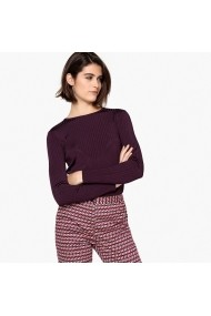 Pulover La Redoute Collections GFF565 violet - els