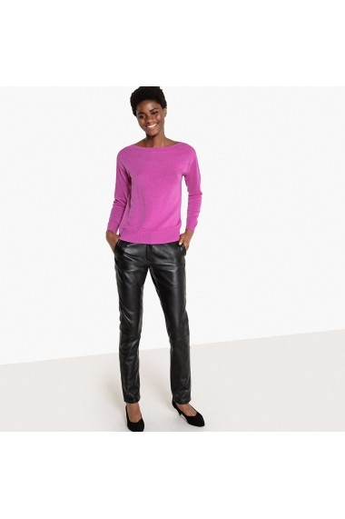 Pulover casmir La Redoute Collections GDO966 roz