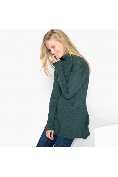 Pulover La Redoute Collections GFG013 verde