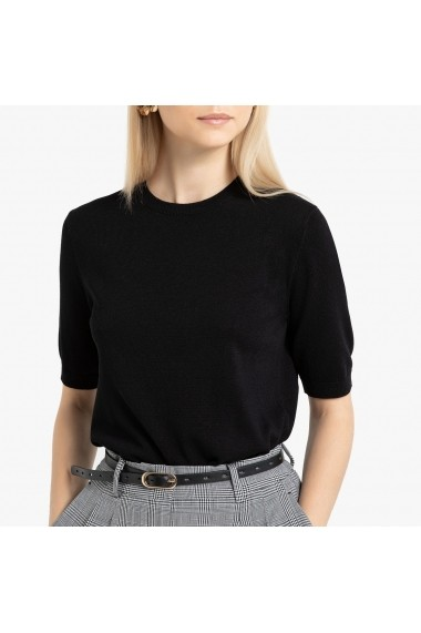 Pulover La Redoute Collections GGK251 negru