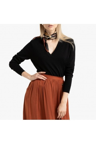 Pulover La Redoute Collections GGK262 negru