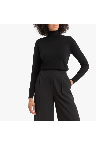 Pulover La Redoute Collections GGK265 negru - els