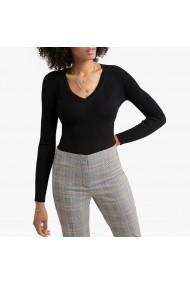Пуловер La Redoute Collections GGM218-6527 черно
