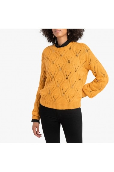 Pulover La Redoute Collections GGN076 galben
