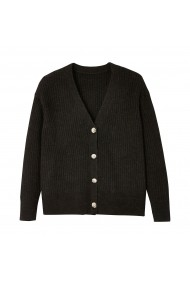 Cardigan La Redoute Collections GHX541 negru