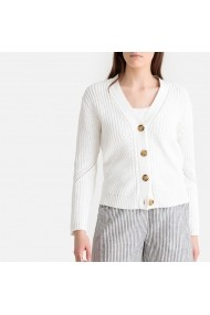 Cardigan La Redoute Collections GFR940 ivoire