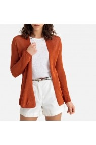 Cardigan La Redoute Collections GFS084 maro
