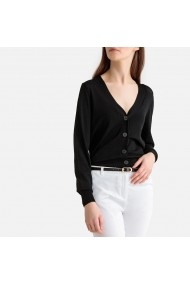 Cardigan La Redoute Collections GFT159 negru