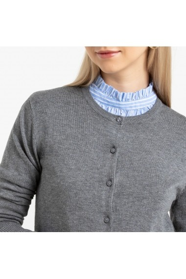 Cardigan La Redoute Collections GGK305 gri