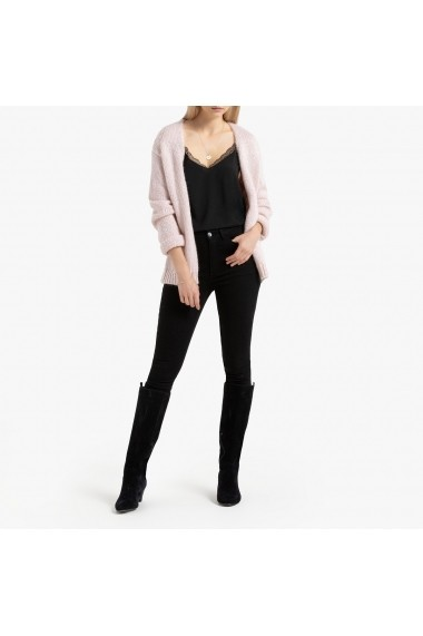 Cardigan La Redoute Collections GGN131 nude - els