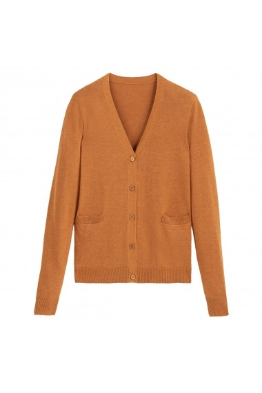 Cardigan La Redoute Collections GGN149 maro