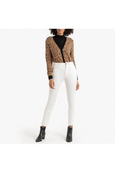 Cardigan La Redoute Collections GGN153 Animal print - els