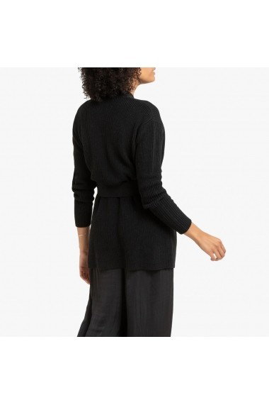 Cardigan La Redoute Collections GGN157 negru