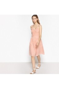 La Redoute Collections LRD-GEO773-pink_striped Розов