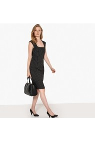 Rochie La Redoute Collections GEZ172 neagra