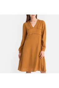 Rochie La Redoute Collections GFS612 camel