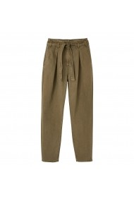 Pantaloni slim fit La Redoute Collections GHX944 kaki