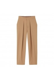 Pantaloni slim fit La Redoute Collections GHX948 bej