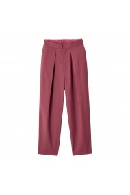 Pantaloni slim fit La Redoute Collections GHX948 bordo