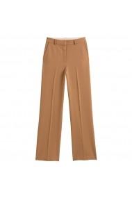 Pantaloni largi La Redoute Collections GHX943 maro