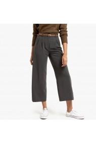 Pantaloni largi La Redoute Collections GGM077 gri